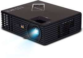 Proyector 3d 3500 Lumens Dlp Viewsonic Pjd6544w 1 Hora Usado