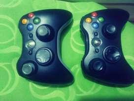 Vendo o cambio control para Xbox360 inalámbrico