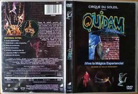 Cirque Du Soleil - Quidam 2009 (DVD Original)