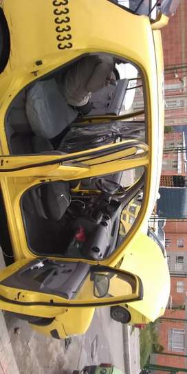 Vendó taxi Atos