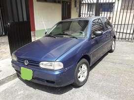 Volkswagen Gol 1800 coupe