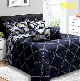 Edredon cama doble ,doble faz