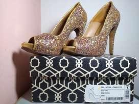 Zapatos de fiesta T37 PARUOLO