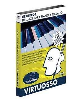 Aprende desde tu casa! Curso de Jazz para Piano y Teclado