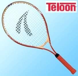 Raqueta De Tenis Junior 25 '' ,de Aluminio Con Funda