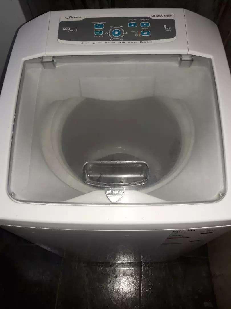 Lavarropa automatico drean 0
