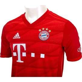 Camiseta Fc Bayern Munich Local 19/20 Original
