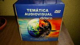 Enciclopedia Audiovisual 12 Dvd's
