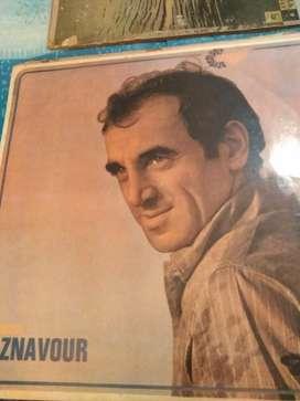 3 Discos de Charles Aznavour