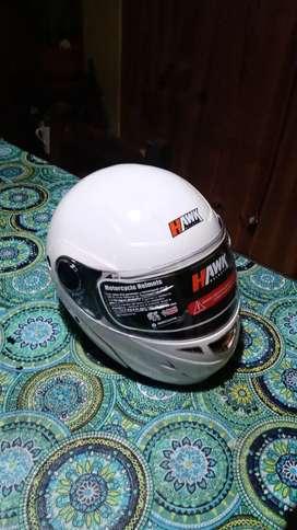 Vendo casco hawk RS5 rebatible