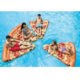 Flotador forma de pizza
