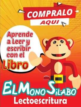 Libro El Mono Silabo