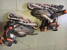 Rollers daiwa talle 35,36,37