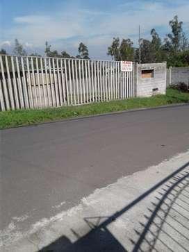 En venta lote 3000 m2 en Tumbaco