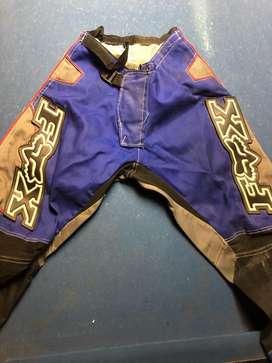 Pantalon Fox Motocross