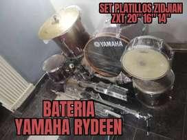 Bateria Yamaha Rydeen