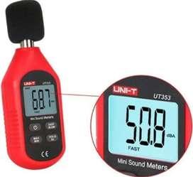 Sonometro Medidor Ruido Decibeles Digital Uni-t 353