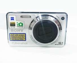 CAMARA SONY DSC-W290 ZOOM 5X HD VIDEO 720P 12.1 MP USADA