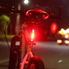 Luz Led Trasera Bicicleta, Zacro, Portátil USB Recargable