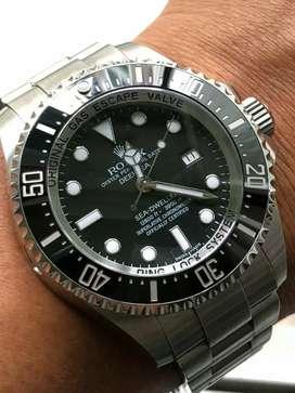 Reloj rolex escape valve