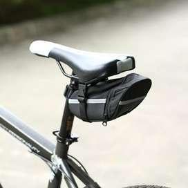 Bolso para El Sillín de La Bicicleta