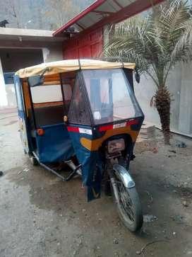 Se vende motocar