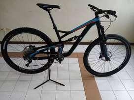 Bicicleta de mtb marca YT Industries