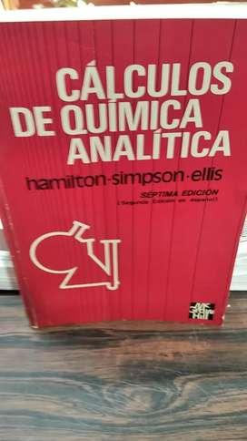Libro Cálculos de Química Analitica