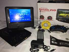 "DVD Portatil de 7.8"" TV , GAME     140.000 negociables"