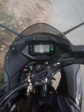Vendo moto gixeer s.f