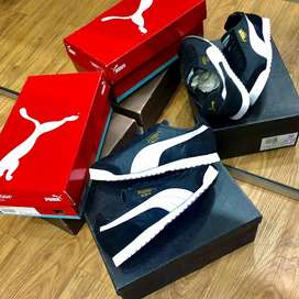Zapatos Pumas para  caballeros