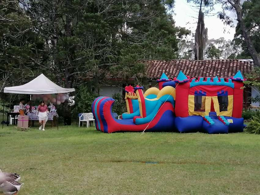 Castillos inflables 0