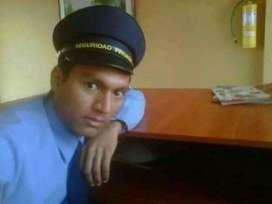 Colombiano soy vigilante y recepcionista oficios varios