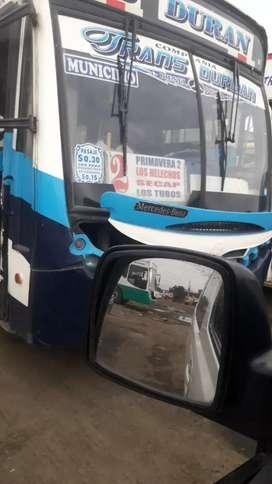Bus Urbano de Cantón Durán
