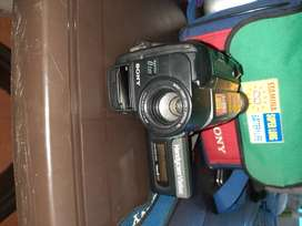 Camara de video marca Sony Handycam Vision