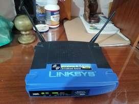 Router Linksys wrt54g V8