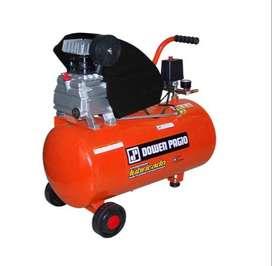 Compresor De Aire 50 Lts. 2,5 Hp Dowen Pagio 9994224.2