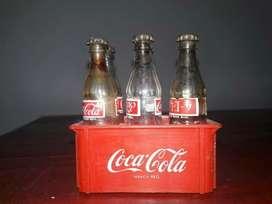 Botellitas Antiguas de Coca Cola