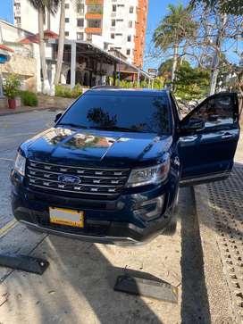 Vendo Ford Explorer 2017
