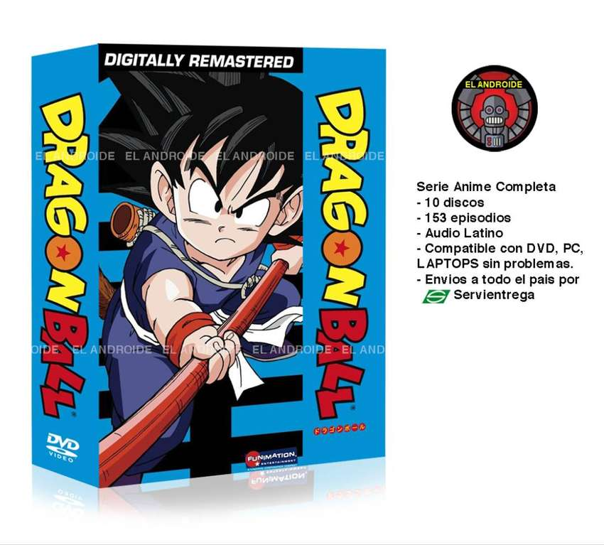 Dragon Ball Serie Anime Completa