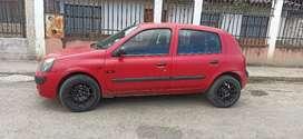 Vendo Renault Clio en excelente estado