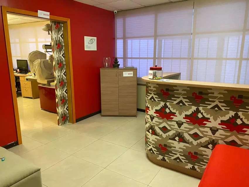 Alquilo lindo consultorio/oficina 0