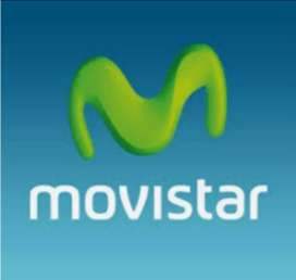 Interned ilimitado movistar prepago 19mil mes