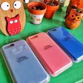 Silicon Case iPhone 7y8 común y Plus