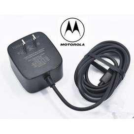 Cargador turbo Motorola original exclusivo MOTOROLAS TIPO C Y MICRO USB