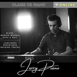 Clases de Piano y Teclado Online