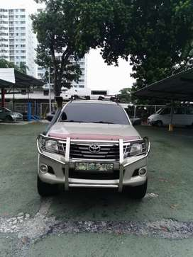 Toyota Hilux 2014 Impecable