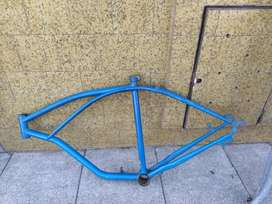 Cuadro bicicleta rodado 26