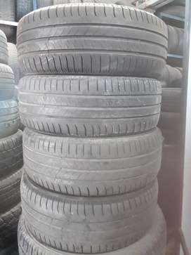 Cubiertas 195 55 R 16 Michelin