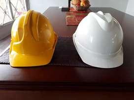 Cascos  de construcion